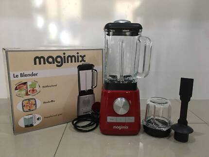 Magimix Le Blender with Mill attachment