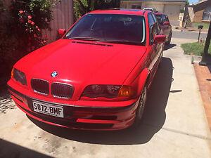 2001 BMW 318i (E46) Croydon Park Port Adelaide Area Preview