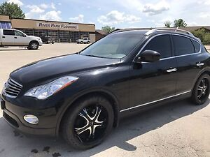 Infiniti EX35 mint condition