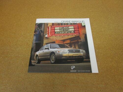 2009 Mercury Grand Marquis LS sales brochure 18 pg ORIGINAL literature