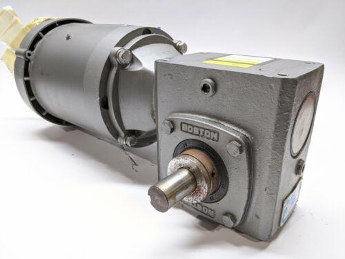 Boston Gear HF72130KB5HP16 Speed Reducer Leeson 114213.00 Conveyor Drive Motor
