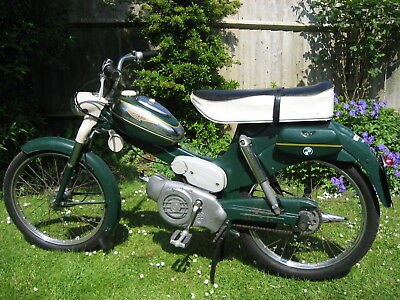 1971 Puch MS50D Moped