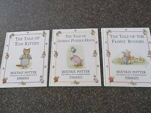 Beatrix Potter books Parkinson Brisbane South West Preview