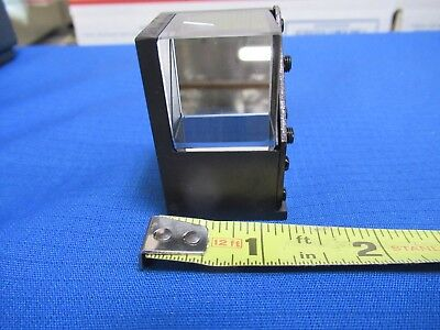 Unitron Japan Glass Prism Head Optics Microscope Part As Pictured S1-a-01