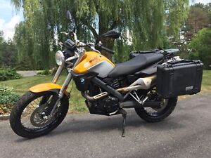 2009 BMW G 650 XCountry