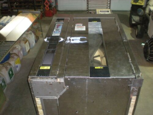 Baxter OV210E Commercial Baking Oven with Rack - 480VAC - Loose Pieces Inside