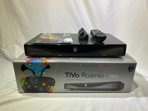 TiVo Roamio Pro (TCD840300) - 3TB - In original Box with Remote - MINT