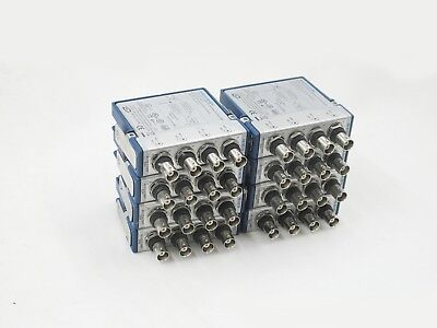 National Instruments Ni 9215 Cdaq Bnc Analog Input Module Simultaneous Sampling