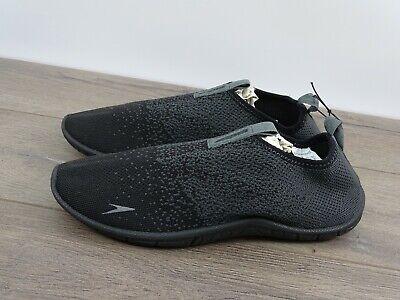 Speedo Men's Surf Knit Athletic Water Shoe - Black / Size 13