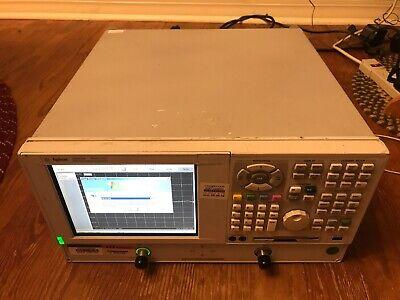 Agilent Keysight E8802a Pna Series Network Analyzer Vna 300khz - 6ghz Excellent