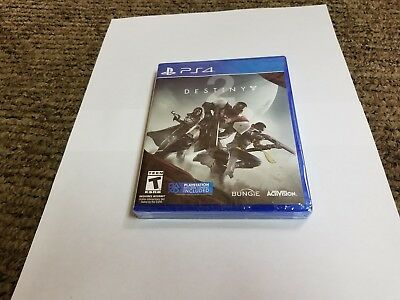 Destiny 2  Sony Playstation 4  2017  New