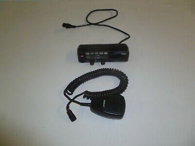 Ef Johnson Multi-net Ascend 5300 Es Two Way Radio Remote Control Head W Mic Oc