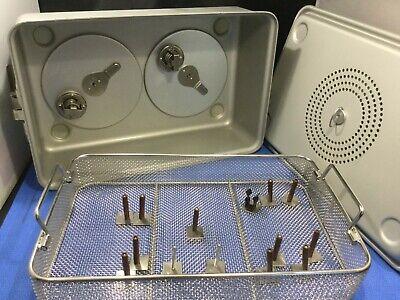 Case Medical Sc06qg Flashtite Filterless Sterilization Case W Basket  Bkp