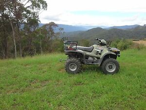 Polaris Sportsman 400 Burleigh Waters Gold Coast South Preview