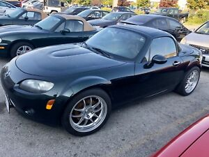 2008 PRHT Mazda Miata Supercharged!!!