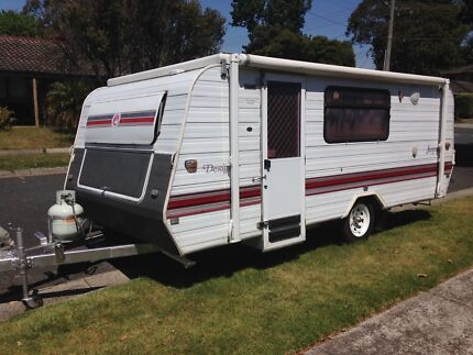 Caravan for sale it,s time to say good bye