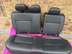 Subaru Impreza Hatchback Leather Rear Seats 2007 Baulkham Hills The Hills District Preview