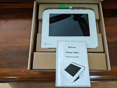 Clover Mini Wi-fi C300 Counter Top Pos Cc Terminal Programmed Cash Register