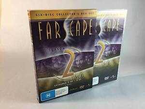 Farscape Season 1 to 4 [$5 each] Karama Darwin City Preview