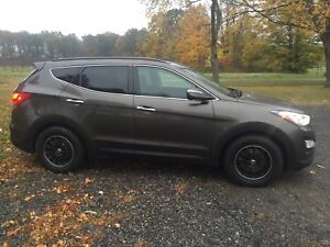 LOADED 2014 Hyundai Santa Fe sport limited AWD 2.0T CLEAN TITLE