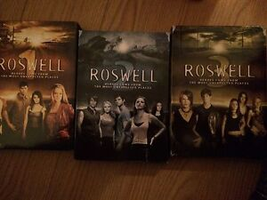 Roswell série complète 20$