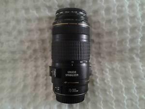 Canon 70 300 EF Lens  Is usm Rapid Creek Darwin City Preview