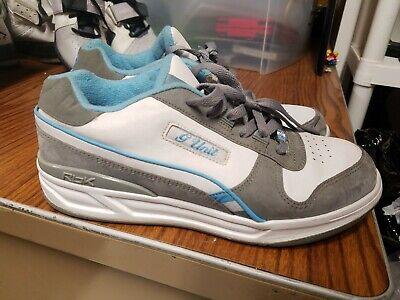 Reebok G Unit G6 II Sneakers Men's Size 8 White/blue /grey 2004