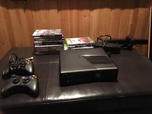 Xbox 360 with Kinect for trade