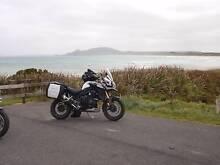 Triumph Explorer1200 Montrose Glenorchy Area Preview