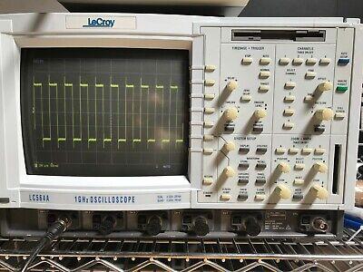 Lecroy Lc564a 1ghz Digital Oscilloscope 4 Channel