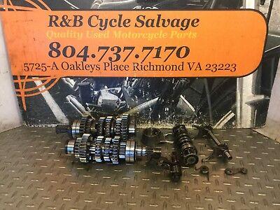 1985 85 86 87 Kawasaki EN450A EN450 EN 450 454 LTD Transmission Gears Gear Drum