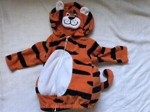 Costume Halloween tigre 6-9M