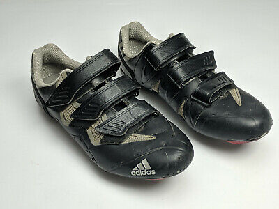 adidas Vueltano Mens US 8.5 EUR 42 Blue White Road Cycling