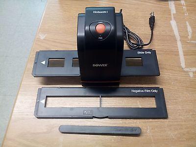 3600 DPI 5 Megapixel USB Slide Negative Scanner Slide Copier Duplicator by Bower