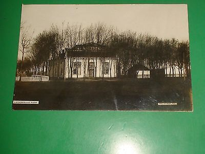 For sale ZT775 Vintage 1909 RPPC Liederkranz Park Millstadt Illinois