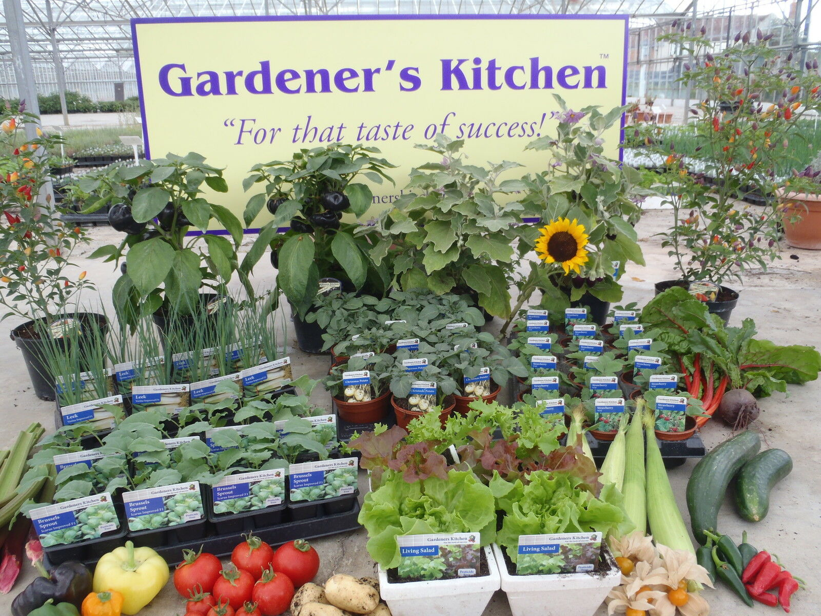 Gardeners Kitchen