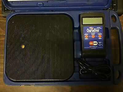 Uniweld Chargetron Electronic Refrigerant Scale