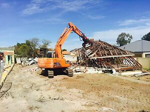 DEMOLITION SERVICES PERTH AND WA Doubleview Stirling Area Preview