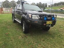 TOYOTA HILUX SR5 DURBO DIESEL AUTO Leppington Camden Area Preview