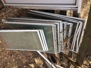 Free single pane windows