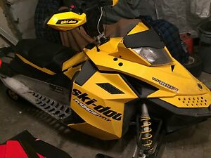 2008 skidoo rev xp