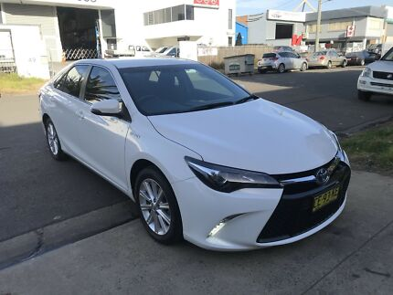 Uber Rental  Camry Hybrid Available Clyde Parramatta Area Preview