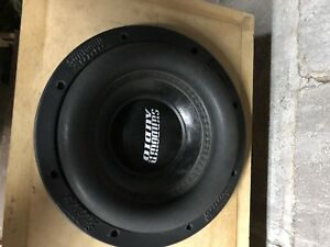 Subwoofer , amp , battery