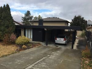4 BR 3 bath house for rent