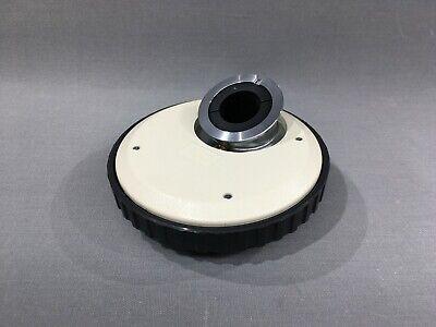 Nikon 5 Position Microscope Nosepiece Turret Optiphot 2 Nose Piece
