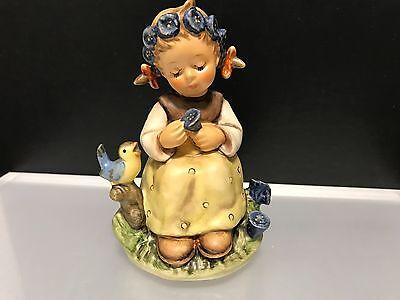 Hummel Figur 351 Enzianmädchen 12 cm. 1 Wahl. Top Zustand
