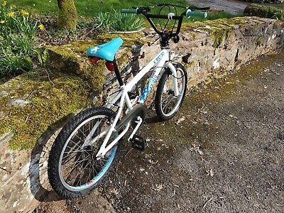 Girls BMX X-Rated Falir Bike for tricks and stunt bike - hardly used