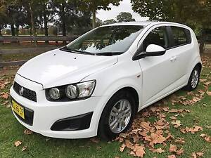 2015 Holden Barina CD TM MY16 AUTO Hatchback North Richmond Hawkesbury Area Preview