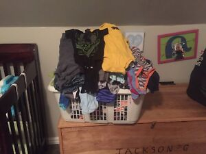Huge lot of Boys clothing