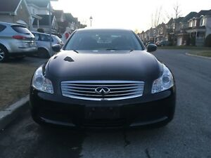 Infiniti G37x excelent condition